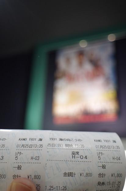 IMGP1261台湾嘉義市,映画KANO、府中町バルト11