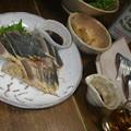 Photos: RIMG3795ヘブンヒル&しめさばカツオたたき魚子の煮付け