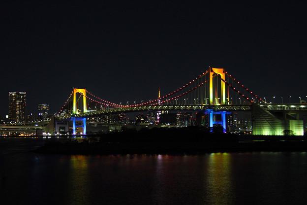 レインボーブリッジ(Rainbow Bridge)