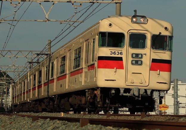 山陽電鉄3000系3062編成