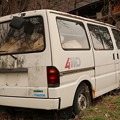 写真: マツダボンゴバン4WD