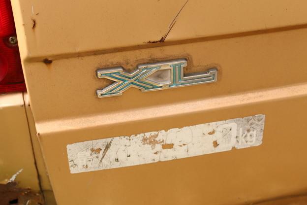 写真: XL