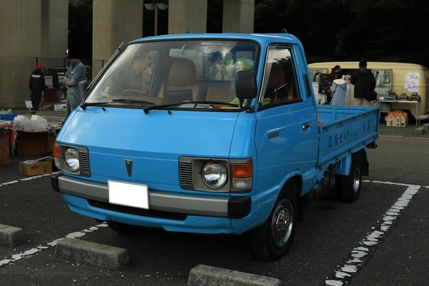写真: トヨタ自動車 ライトエースジャストローデラックス