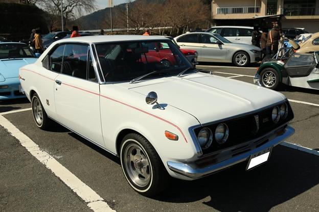 トヨタ自動車 トヨペットコロナマーク2 GSL