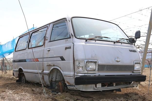 トヨタ自動車工業 ハイエースワゴンスーパーカスタム