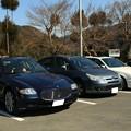 写真: 欧州車の集い