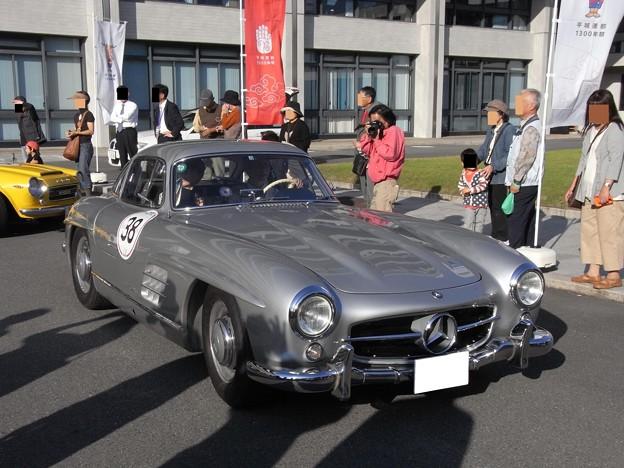 メルセデスベンツ 300SL(1956年式)