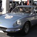 写真: フェラーリ365GT 2+2(1968年)