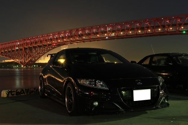写真: 本田技研工業 ホンダCR-Z