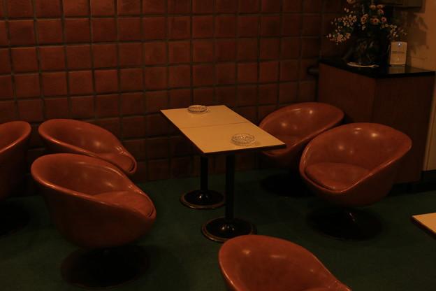 アリアの椅子
