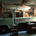 写真: 古いトラック