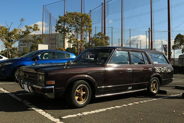 写真: トヨタ自動車 トヨタクラウンワゴン(5代目)