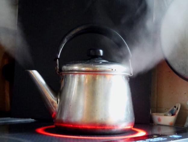 写真: コーヒーを入れよう