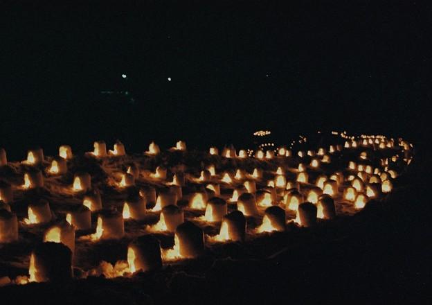 写真: 2006年湯西川温泉 (1)