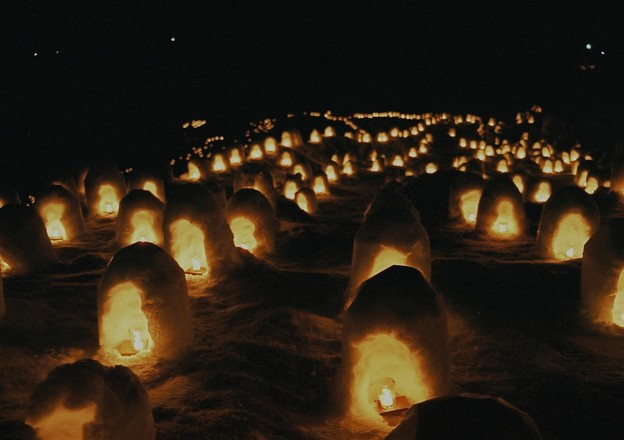2006年湯西川温泉 (2)