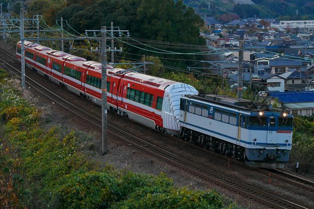 小田急 70000系 甲種