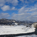Photos: 白黒青