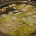 写真: 鍋の日なので石狩鍋