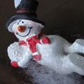 Photos: ミュンヘン・クリスマス市で買ったスノーマン