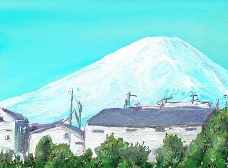富士山2015年1月