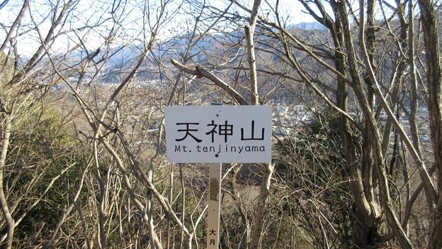 天神山(大月市)