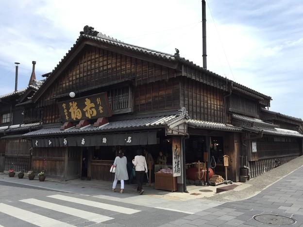 伊勢内宮前 おかげ横丁(三重県)赤福本店