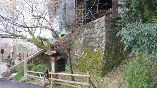 金峯山寺(吉野町吉野山)仁王門