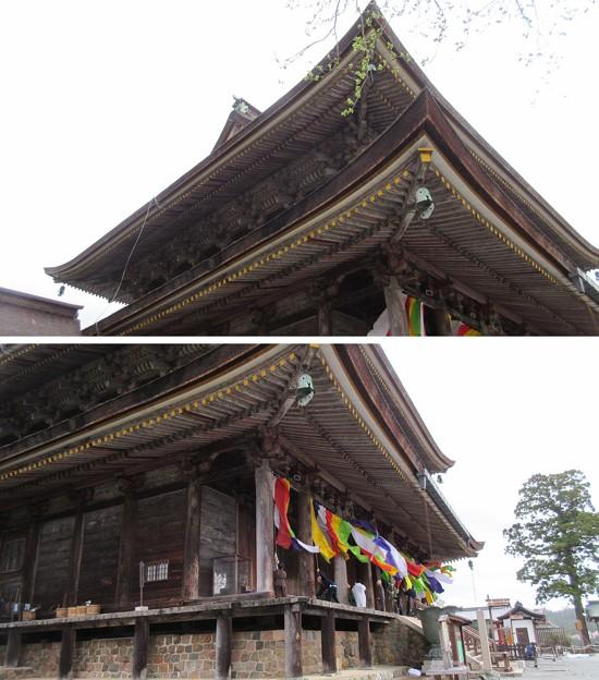 金峯山寺(吉野町吉野山)蔵王堂