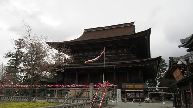 Photos: 金峯山寺(吉野町吉野山)蔵王堂