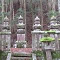 高野山金剛峯寺 奥の院(高野町)伊予宇和島伊達家墓所