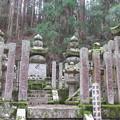 高野山金剛峯寺 奥の院(高野町)加賀前田家墓所