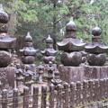 Photos: 高野山金剛峯寺 奥の院(高野町)山口毛利家墓所