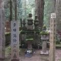 Photos: 高野山金剛峯寺 奥の院(高野町)多田満仲墓