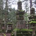 Photos: 高野山金剛峯寺 奥の院(高野町)豊前中津奥平家墓所