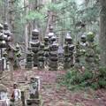 Photos: 高野山金剛峯寺 奥の院(高野町)河内高木氏墓所