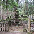 写真: 高野山金剛峯寺 奥の院(高野町)伊予松山 久松松平家墓所