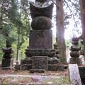 写真: 高野山金剛峯寺 奥の院(高野町)酒井左衛門尉家墓所