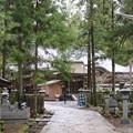Photos: 高野山金剛峯寺 奥の院(高野町)浅野内匠頭墓前より北