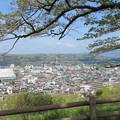 羊山公園 (秩父市)見晴らしの丘
