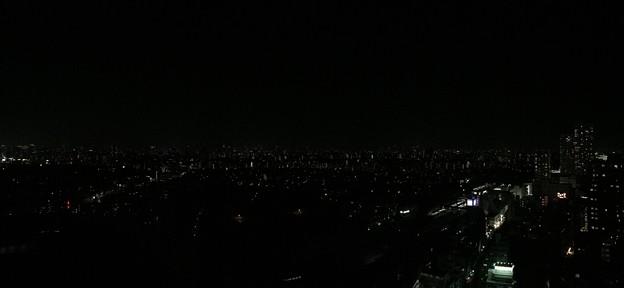 Photos: 日暮里の夜景(荒川区)