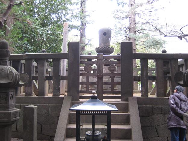 麟祥院(文京区湯島)春日局墓