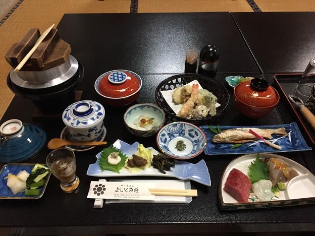 """""""信玄の隠し湯""""梅ヶ島温泉""""よしとみ荘""""(葵区)"""
