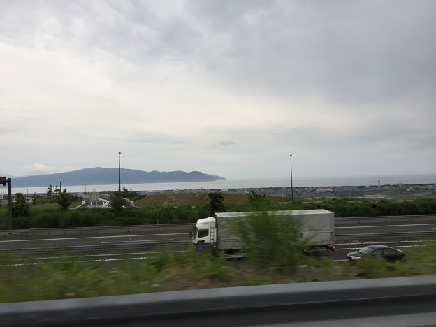 新東名高速上り 駿河湾沼津SA