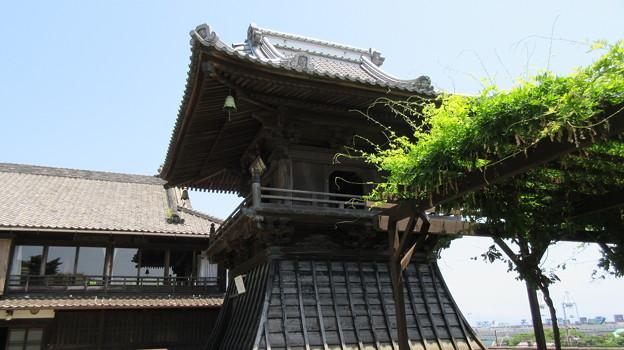 清見寺(清水区)鐘楼