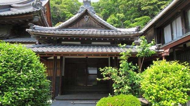 清見寺(清水区)玄関