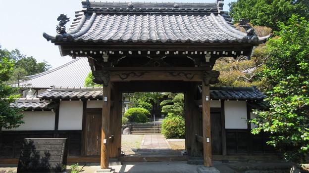 大乗寺(清水区)山門