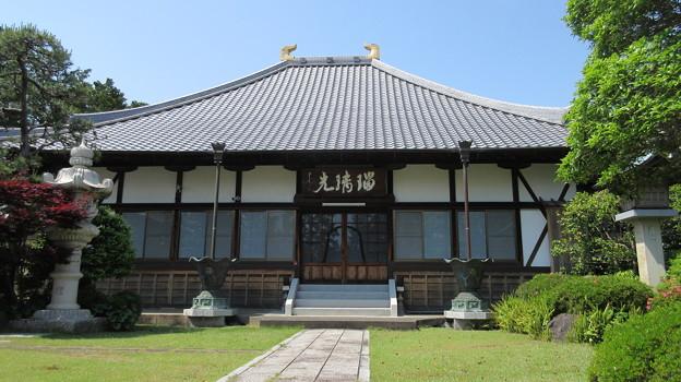大乗寺(清水区)本堂