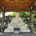 一乗寺(清水区)永平77世丹羽廉芳禅師坐像