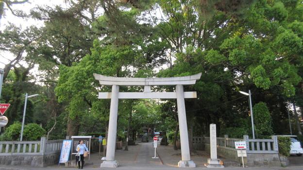 御穂神社(清水区)