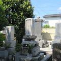 Photos: 梅蔭寺(清水区)お蝶夫人御三方墓